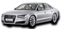Audi komplett távirányítók
