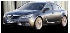 Opel komplett távirányítók