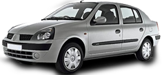 Renault/Dacia komplett távirányítók